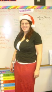 Take in 2006 when I first started teaching.