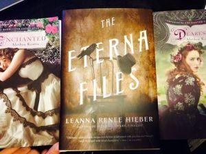 My new books.